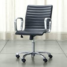 office chair genuine leather white. Genuine Leather Office Chair Popular Desk With Regard To Ripple Black Crate And White