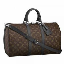 louis vuitton luggage men. louis vuitton men shoulder bag | mens travel bags keepall 45 with strap luggage