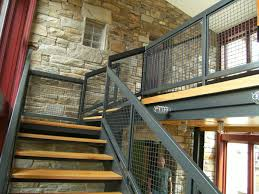 Staircase Railing Ideas stair railing ideas to improve home design 2492 by xevi.us