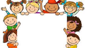 Cute Children Cartoon Slide Templates_best Powerpoint