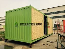 container office building. Steel Structure Modular Container Office Building