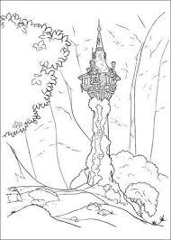 Kids N Funde 20 Ausmalbilder Von Rapunzel