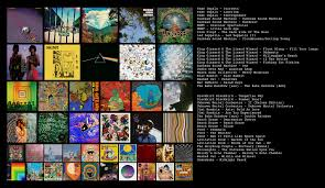 My Topsters Chart Of My Favorite Albums Ever What Do You