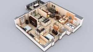 floor plan 3d. 3D Floor Plans Plan 3d