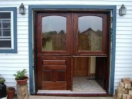 Dutch Front Door Double Dutch Doors Dutch Colonial Style Front Doors