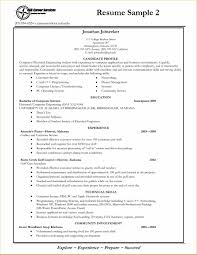 Examples Of College Resumes 22 College Sample Free Example And