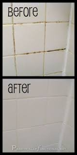 CLEAN SHOWER/BATHROOM GROUT WITHOUT SCRUBBING | THE LAZY WAY TO CLEAN GROUT  || Life as a Twin Mom - YouTube