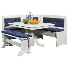 amish upholstered traditional nook set amish furniture shipshewana furniture co amish breakfast nook set