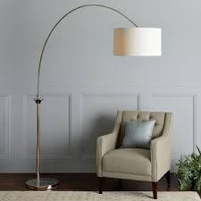Hortons Lighting Outlet Safavieh Lighting 84 Inch Mira Arc Floor Lamp Living Room