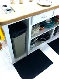 countertop garbage can trash chute garbage can trash can with lid brilliant on countertop waste bin