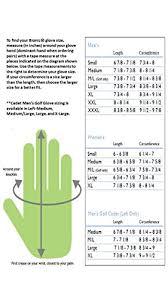 Golf Glove Hand Size Chart Bionic Glove Ladies Stablegrip With Natural Fit Golf Glove Regular Brown