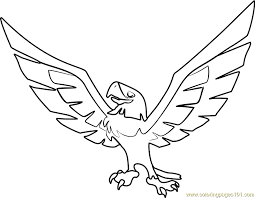 Small Picture Eagle Animal Jam Coloring Page Free Animal Jam Coloring Pages