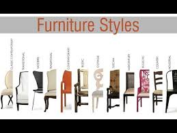types of furniture design. what are the different types of furniture styles design 8