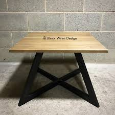 Contemporary industrial furniture Steel The Black Wren Design Retro Homegramco Designer Interior Urban Industrial Furniture Contemporary
