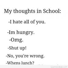 School Funny Quotes Sayings And Pictures New Funny Quotes About School