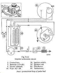 tachometer wiring diagrams wiring diagram and schematic design thesamba split bus view topic how to wire a vdo tachometer