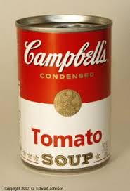 Image result for campbell tomato soup