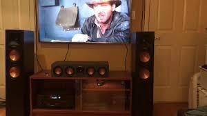 klipsch 5 1 surround sound. klipsch reference premiere rp-260 surround sound system 5 1 d