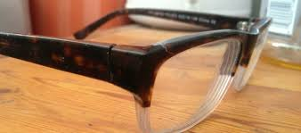 finally if you want to get your acetate frames looking as bright and shiny as they did when you first bought them you can actually buff out the plastic