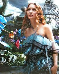 ALICE IN WONDERLAND sexy Mia Wasikowska color photo 201