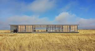 A modular home by Tom Dixon