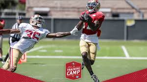 60-yard Goes Td Highlight Camp On Goodwin Deep Marquise
