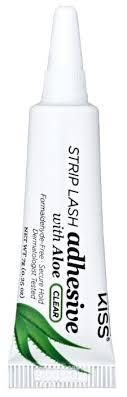 Купить Kiss клей для <b>накладных ресниц</b> Strip <b>Lash</b> Adhesive <b>Clear</b> ...