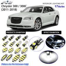Chrysler 300c Interior Lights Details About 17pcs Hid White Led Interior Light Kit Package For 2011 2018 Chrysler 300 300c