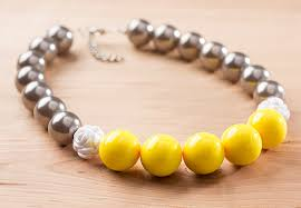 How To Make A Chunky Necklace Fizzy Pops