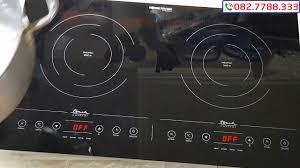 ✆ 082.7788333 - Giới thiệu và hướng dẫn sử dụng bếp từ Rommelsbacher CT  3410 in - YouTube