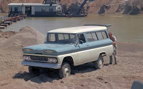 1961 Chevrolet Suburban 4x4 | GM Trucks | Pinterest | Chevrolet ...