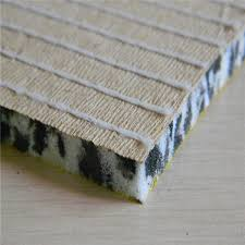 carpet underlay prices. low density lowest price carpet underlay by mix color rebond foam prices