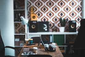 Wallpapering For A Living Room New Ways To Use Wallpaper In Your Home Blindster Blog