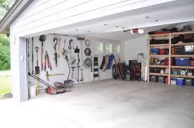 garage interior. Garage Organizing Interior
