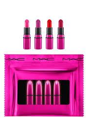 <b>MAC Shiny Pretty Things</b> Bright Mini Lipstick Kit ($40 Value ...