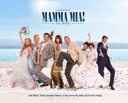 Filmplakat Mamma Mia - Jávea.com