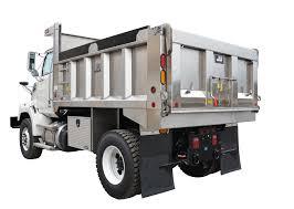Light Duty Dump Bodies Dynahauler Medium Duty Chassis Stainless Dump Bodydynahauler