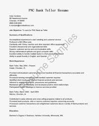 Job Winning Resume Samples For Bank Teller Position Vntask Com Asl