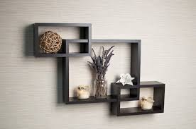 Small Square Floating Shelves