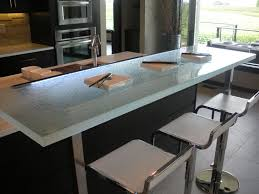 glass countertops can make any kitchen look more open clean spacious modern almost instantly we have provided glass kitchen countertops for thousands