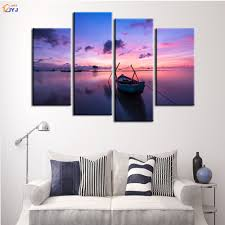 Paintings For Living Room Online Get Cheap Gifts Of Nature Wall Paintings Aliexpresscom