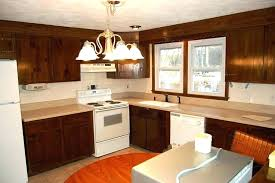 cost to refinish kitchen cabinets. Fine Kitchen Cost To Paint Kitchen Cabinets Refinish  Refinishing Brown Plywood  A