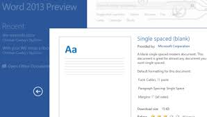 Office 2013 Word Templates Microsoft Office 2013 The Unofficial Guide