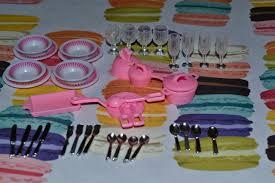 barbie size dollhouse furniture accessories plate glasses spoon amazoncom barbie size dollhouse