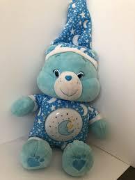 Care Bear Magic Night Light Bear Care Bears Magic Night Light Bedtime Bear Plush Doll Talking Plush Sweet Dreams