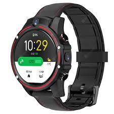 <b>Kospet Vision 4G Dual</b> Camera Smart Watch Phone