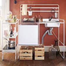 Small Picture Ikea small kitchen MyDomaine