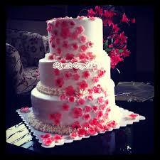 Debut Cake Design Cherry Blossom Wedding Debut Cake Cakecentral Com