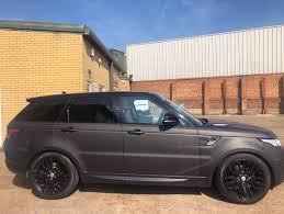Quality Car Wrapping Car Wrap Range Rover Van Wrap
