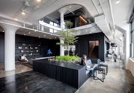 New office design Simple Design Firm Ai Have Recently Completed The New Squarespace Head Office In New York Contemporist Have Look At The Design Of The New Squarespace Office In New York